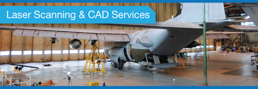 laser scanning and CAD Services